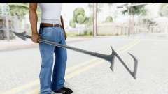 Lord Zedd Weapon для GTA San Andreas