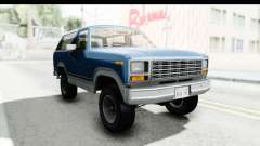 Ford Bronco 1980 Roof