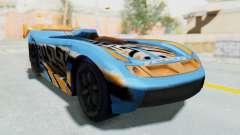 Hot Wheels AcceleRacers 1 для GTA San Andreas