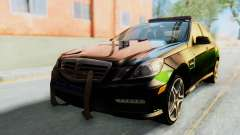 Mercedes-Benz E63 German Police Green