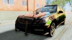 Mercedes-Benz E63 German Police Green