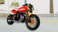 Honda CB750 Moge Cafe Racer