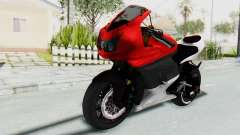 Kawasaki Ninja 250R Superbike для GTA San Andreas