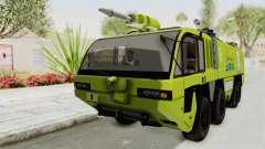 Rosenbauer Panther 8x8 Malaysia Airports для GTA San Andreas