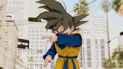 Dragon Ball Xenoverse Goten SJ для GTA San Andreas