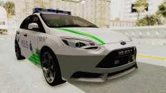Ford Focus ST 2013 PDRM для GTA San Andreas