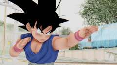 Dragon Ball Xenoverse Goku Kid GT SJ