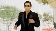 Mafia 2 - Vito Scaletta Madman Suit Black