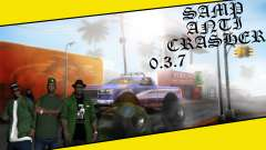 AntiCrasher for SAMP 0.3.7 для GTA San Andreas