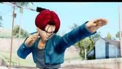 Dragon Ball Xenoverse Future Trunks SSG для GTA San Andreas