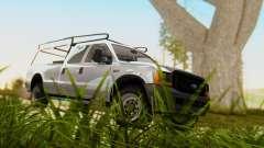 Ford F-250 XL 2002 для GTA San Andreas