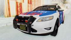 Ford Taurus Indonesian Traffic Police для GTA San Andreas