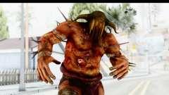 God of War 3 - Hades для GTA San Andreas