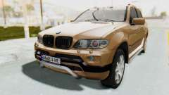 BMW X5 Pickup для GTA San Andreas
