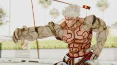 Asura Skin для GTA San Andreas