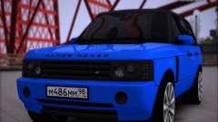 Range Rover Sport Понторезка