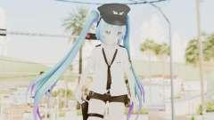 MMD Police Miku