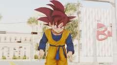 Dragon Ball Xenoverse Goten SSG