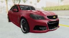 Chevrolet Super Sport 2014 для GTA San Andreas