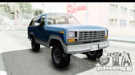 Ford Bronco 1980 Roof для GTA San Andreas