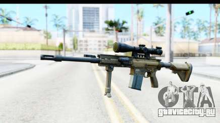 CoD Ghosts - G-28 Desert Camo для GTA San Andreas