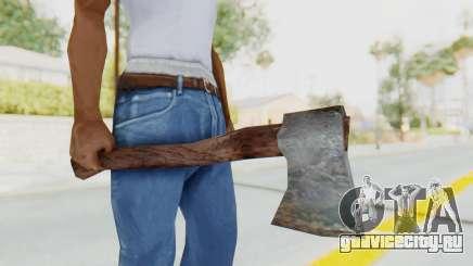 CoD Ghosts DLC Michael Myers Weapon для GTA San Andreas
