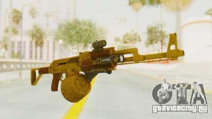 GTA 5 DLC Finance and Felony - Assault Rifle для GTA San Andreas