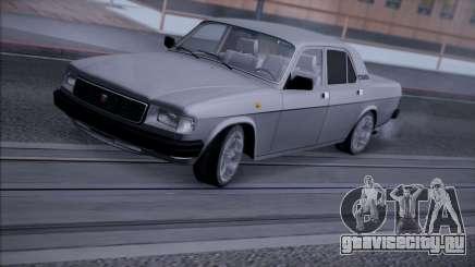 ГАЗ 31029 V8 для GTA San Andreas