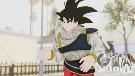Dragon Ball Xenoverse Goku Yardrat Clothes для GTA San Andreas