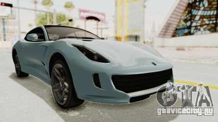 GTA 5 Grotti Bestia GTS v2 SA Lights для GTA San Andreas