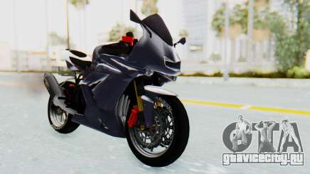 Kawasaki Ninja 250R Streetrace v2 для GTA San Andreas