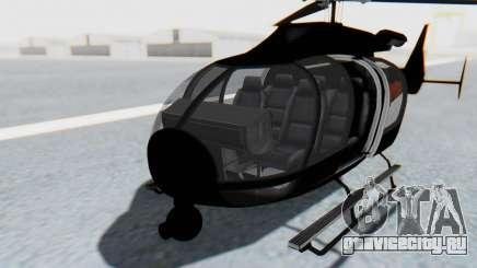 GTA 5 Maibatsu Frogger FIB IVF для GTA San Andreas