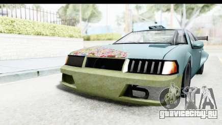 Fortune Korc для GTA San Andreas