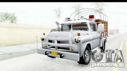 Chevrolet 3100 Diesel v2 для GTA San Andreas