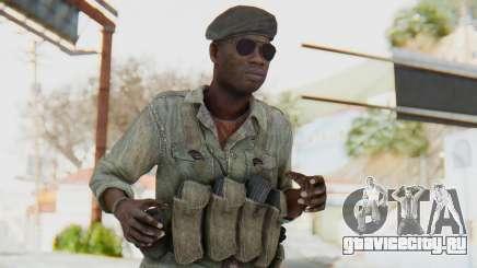 CoD MW3 Africa Militia v4 для GTA San Andreas