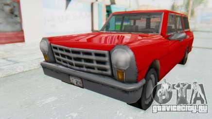 GTA 3 Perennial для GTA San Andreas