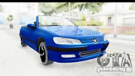 Peugeot 406 Cabrio Beta 0.8.3 для GTA San Andreas