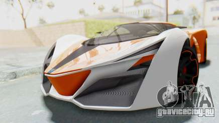 GTA 5 Grotti Prototipo v1 IVF для GTA San Andreas
