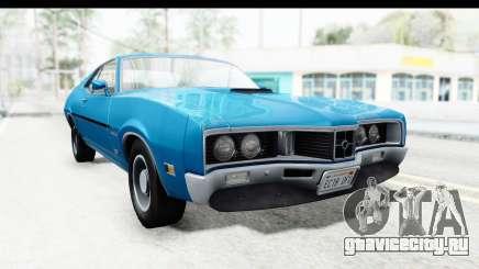 Mercury Cyclone Spoiler 1970 для GTA San Andreas