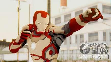 Marvel Heroes - Ironman Mk42 для GTA San Andreas