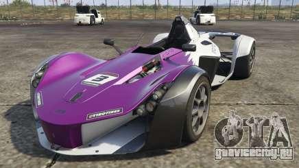 BAC Mono (Новая модель) для GTA 5