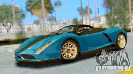 GTA 5 Grotti Cheetah SA Lights для GTA San Andreas