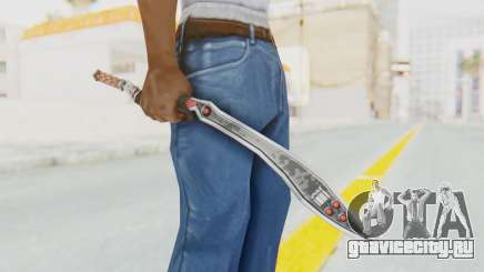 Nata Weapon для GTA San Andreas