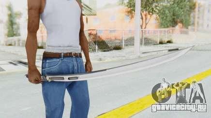 Yuri Katana для GTA San Andreas