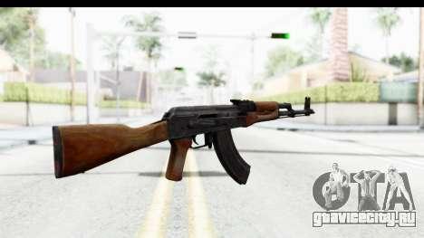 AKM 7.62 для GTA San Andreas второй скриншот