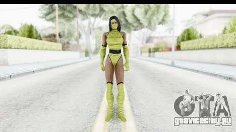 Tanya MK2 для GTA San Andreas второй скриншот