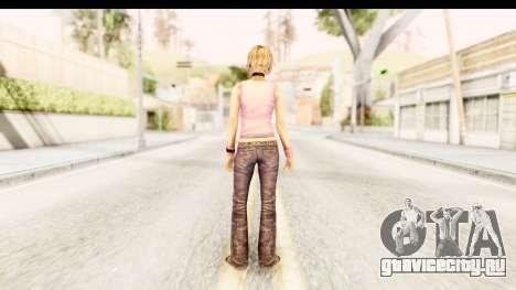 Silent Hill 3 - Heather Redone Less Gloomy для GTA San Andreas третий скриншот