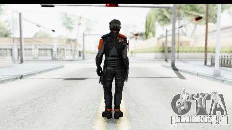 Homefront The Revolution - KPA v5 Black для GTA San Andreas третий скриншот