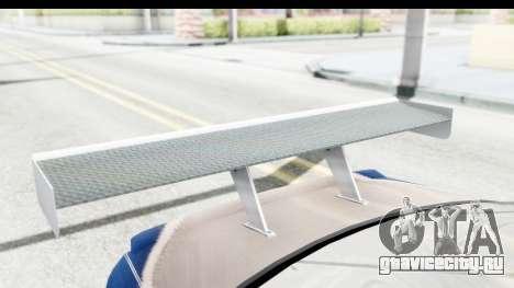 NFS Carbon - BMW M3 GTR для GTA San Andreas вид сбоку