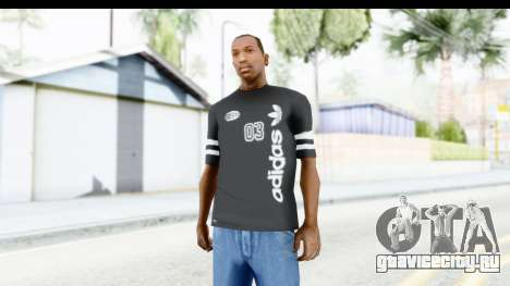 Adidas 03 T-Shirt для GTA San Andreas
